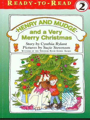 cover image of Henry and Mudge and a Very Merry Christmas