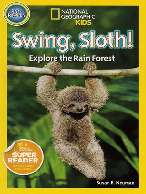 cover image of Swing, Sloth!