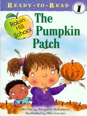 cover image of The Pumpkin Patch