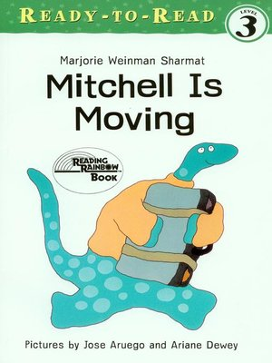 cover image of Mitchell is Moving