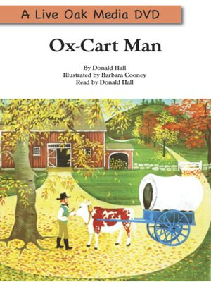 cover image of Ox-Cart Man
