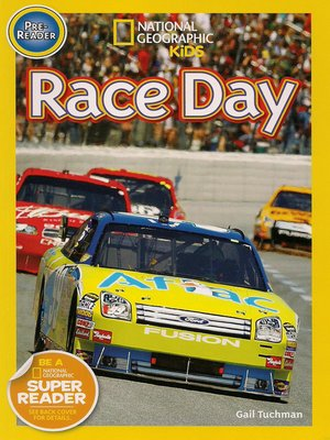 cover image of Race Day