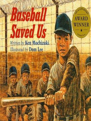 cover image of Baseball Saved Us