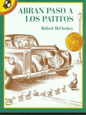cover image of Abran Paso a Los Patitos