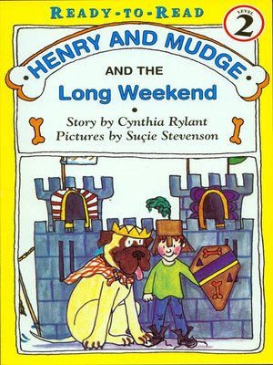 cover image of Henry and Mudge and the Long Weekend