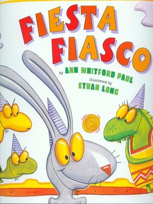 cover image of Fiesta Fiasco