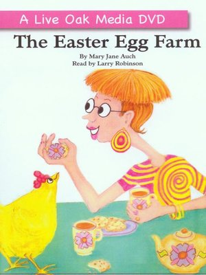 cover image of The Easter Egg Farm