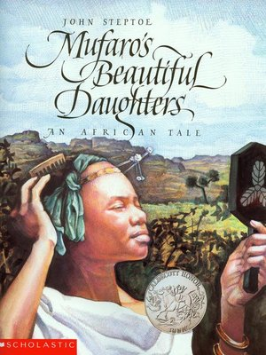 cover image of Mufaro's Beautiful Daughters