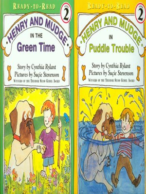 cover image of Puddle Trouble / Green Time