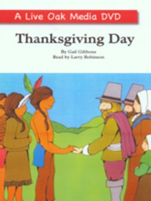 cover image of Thanksgiving Day