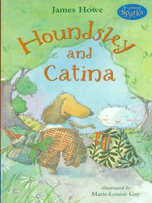 cover image of Houndsley and Catina