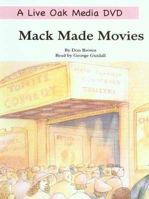 cover image of Mack Made Movies