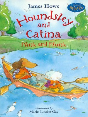 cover image of Houndsley and Catina Plink and Plunk