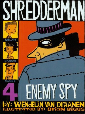 cover image of Enemy Spy