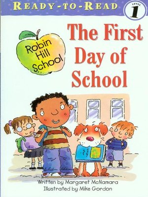 cover image of The First Day of School