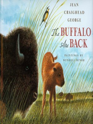 72374b10803 The Buffalo are Back by Jean Craighead George · OverDrive (Rakuten  OverDrive): eBooks, audiobooks and videos for libraries