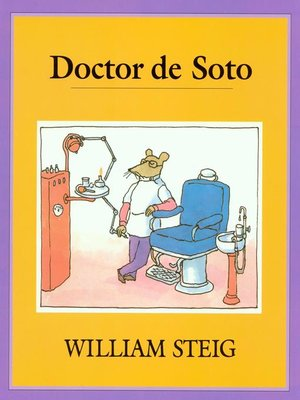 cover image of Doctor DeSoto
