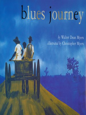 cover image of Blues Journey