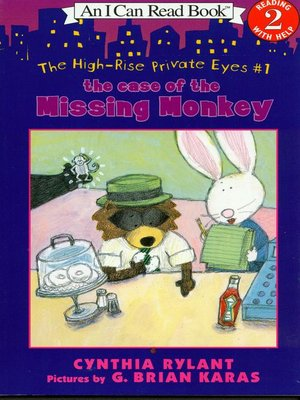cover image of The Case of the Missing Monkey