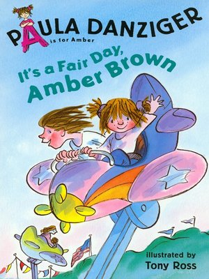cover image of It's a Fair Day, Amber Brown