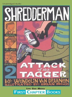 cover image of Attack of the Tagger