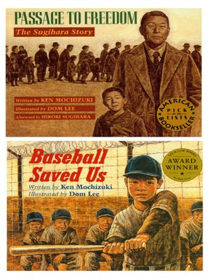 cover image of Passage to Freedom / Baseball Saved Us