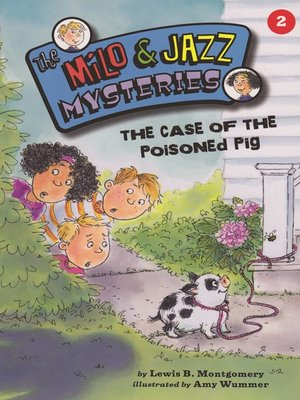 cover image of The Case of the Poison Pig
