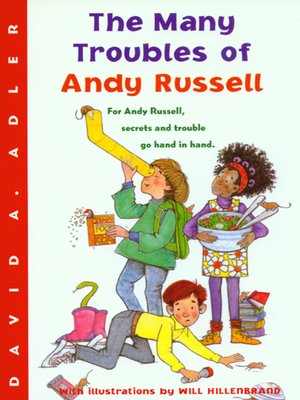cover image of Many Troubles of Andy Russell