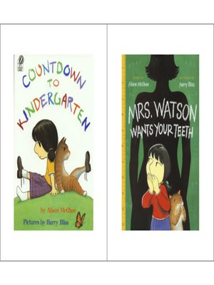 cover image of Mrs. Watson Wants Your Teeth / Countdown to Kindergarten