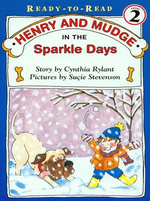 cover image of Henry and Mudge in the Sparkle Days