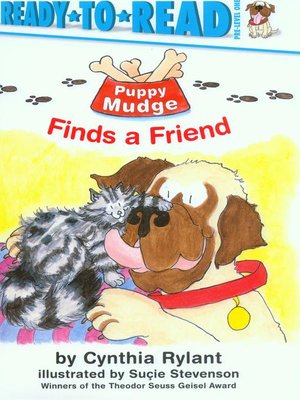 cover image of Puppy Mudge Finds a Friend