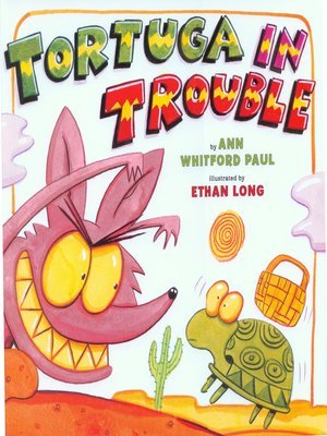 cover image of Tortuga in Trouble