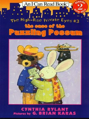 cover image of The Case of the Puzzling Possum