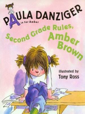 cover image of Second Grade Rules, Amber Brown