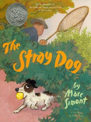 cover image of The Stray Dog