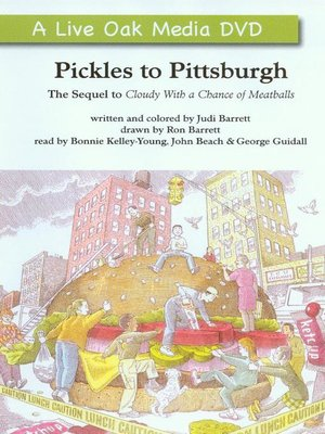 cover image of Pickles to Pittsburgh