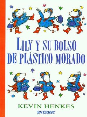 cover image of Lily y su Bolso de Plastico Morado