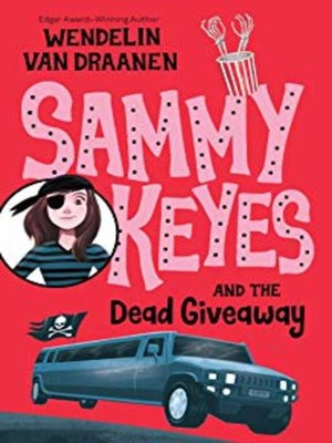 cover image of Sammy Keyes and the Dead Giveaway