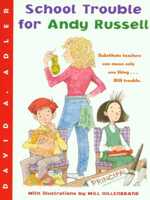 cover image of School Trouble For Andy Russell