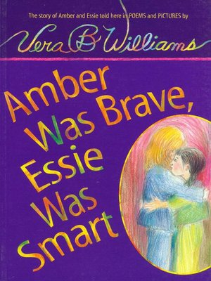 cover image of Amber Was Brave, Essie Was Smart