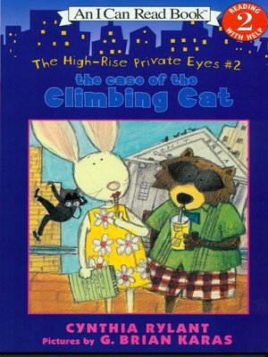cover image of The Case of the Climbing Cat