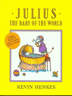 cover image of Julius, The Baby of the World