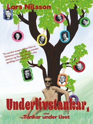 cover image of Underlivstankar, Tankar under livet