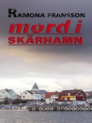 cover image of Mord i Skärhamn