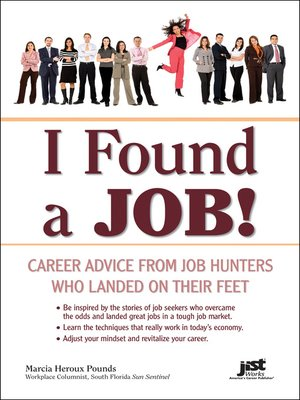 cover image of I Found a Job!