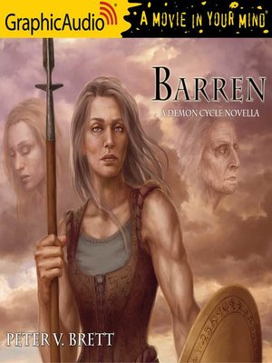 cover image of Barren [Dramatized Adaptation]