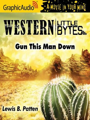 cover image of Gun This Man Down