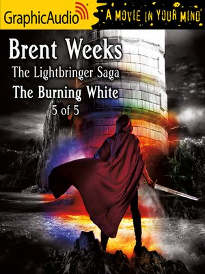 cover image of The Burning White (5 of 5)