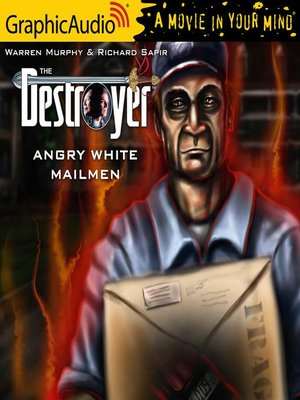 cover image of Angry White Mailmen [Dramatized Adaptation]