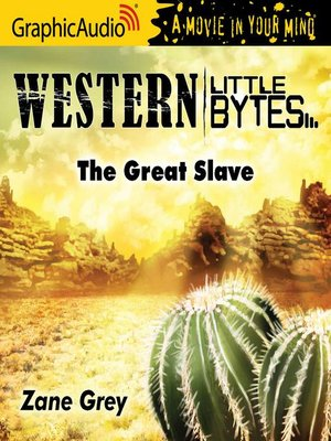 cover image of The Great Slave